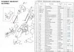Pręt podstawy nici (1-30-1) GK 26-1A, Zoje ZJ 26-1A