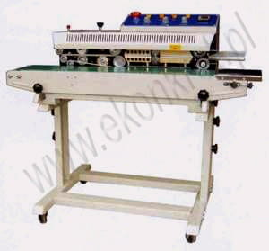 Zupełnie nowe Zgrzewarko-drukarka do folii-FRBM-810III obudowa malowana KONKRET VN54